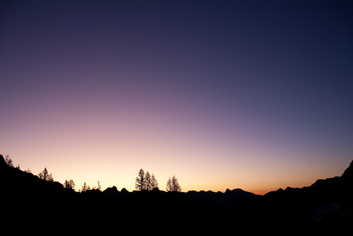 Pre-Dawn Light