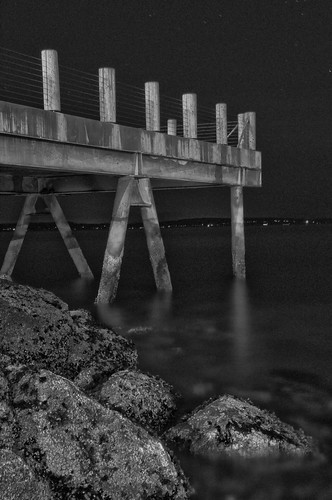 noisy pier