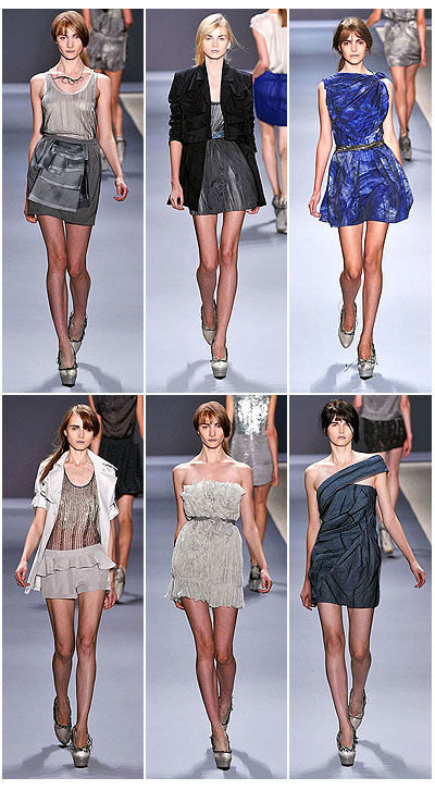 NY Fashion Week - RTW Doo Ri Spring 2010