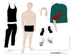 (Nabocough*) Tags: illustration vector trueblood ericnorthman