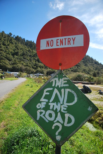 The end of the road ?