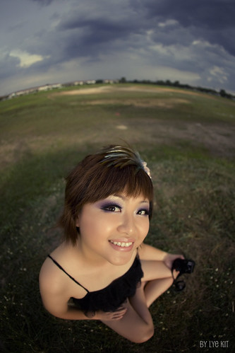 I love fisheye : )
