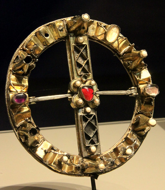 The Glenlyon Brooch