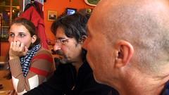 """Katia-Alain-Marc  à notre QG d'Irkoutsk. Dehors, c'est la tempête • <a style=""""font-size:0.8em;"""" href=""""http://www.flickr.com/photos/12564537@N08/3989791034/"""" target=""""_blank"""">View on Flickr</a>"""
