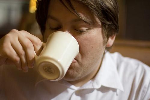 I like coffee, I like tea