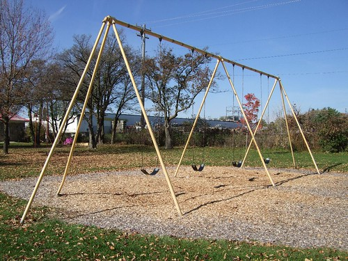 Flickriver Photoset Vintage Playground Equipment By
