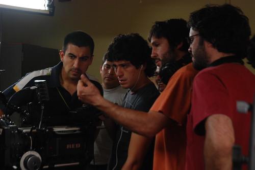 """Octubre"": Fergan Chávez-Ferrer, director de fotografía"