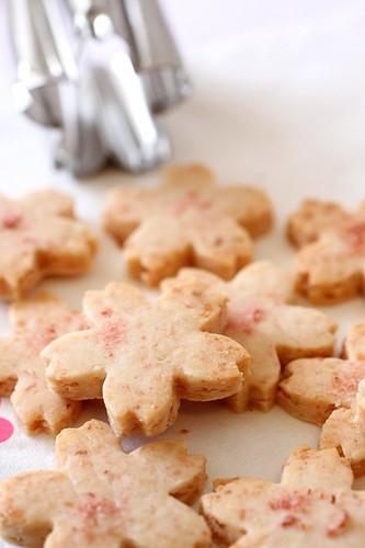 Sakura Cookies 2