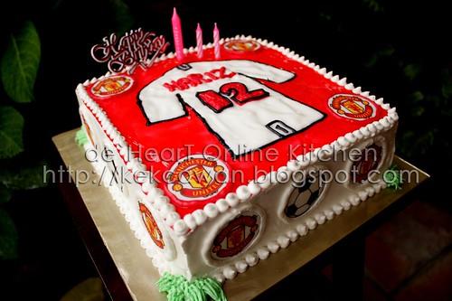 Cake Shirt MU
