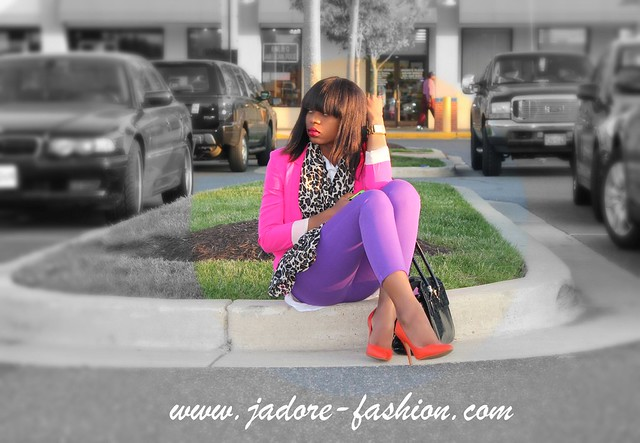 Fuschis + Purple by jadore-fashion.com