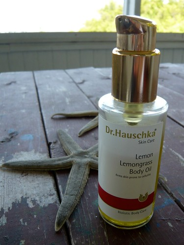 Dr. Hauschka Lemongrass Body Oil from Rosewood Market.