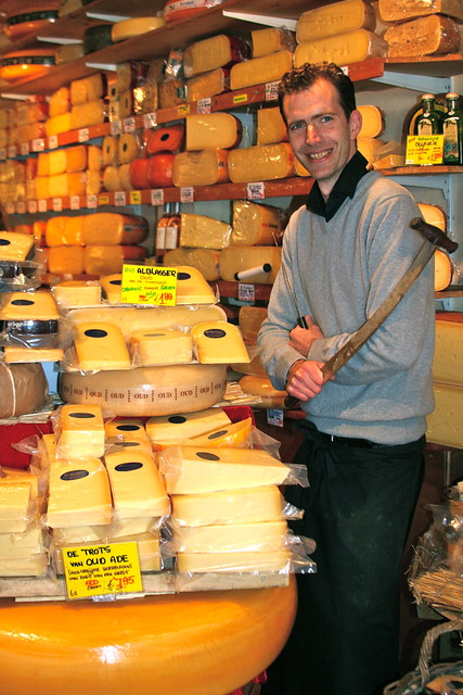 Grass-Fed Cheese from De Kaaskamer in Amsterdam