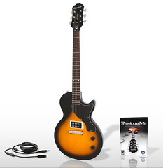 Rocksmith Epiphone Les Paul Junior bundle