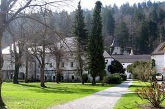 Carthusian monastery Bistra, Vrhnika, Slovenia (Nada BN) Tags: museum monastery slovenia bistra