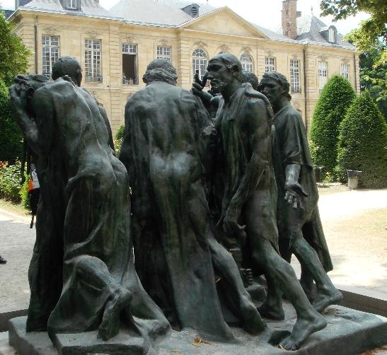 Os Burgueses de Calais