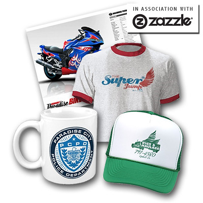 Burnout Paradise Merchandise