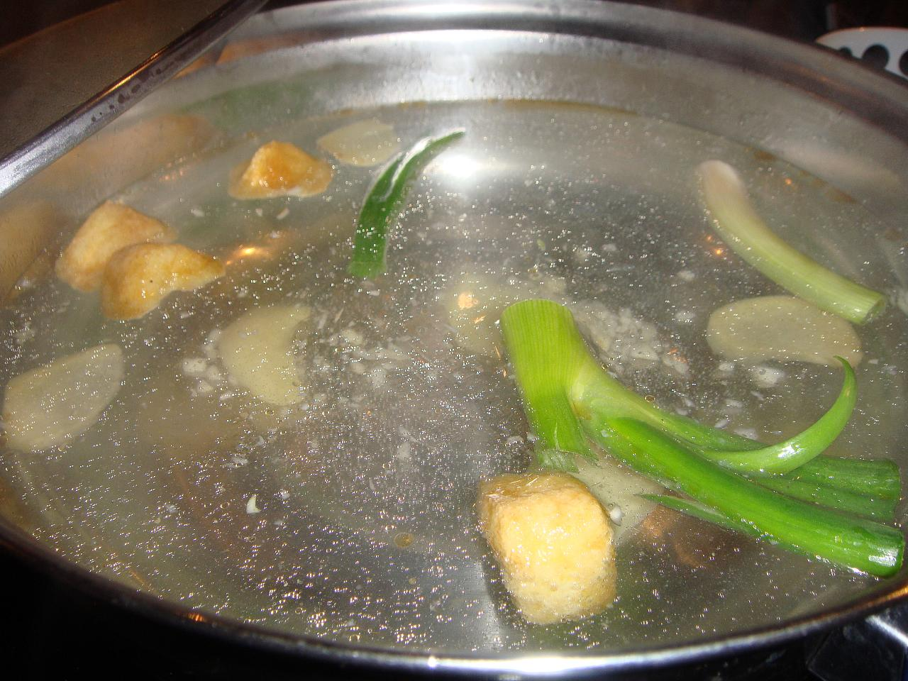 Vegetarian Broth