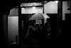 The Master and the Servant (gullevek) Tags: light people blackandwhite rain japan night umbrella japanese lights tokyo fuji 日本 東京 渋谷 iso1600 モノクロ 雨 渋谷区 olympusom2n japanesepeople fujineopansuperpresto1600 japanesepersons epsongtx900 zuikomc28mmf2 geo:lon=13970155 amuletd geo:lat=35660107
