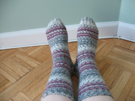 Embers and Ashes Socks