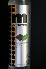 Scared to Try It (SummerTX) Tags: water bottle metromint msh0109 mmmmmminty chocolatemintwater msh01097