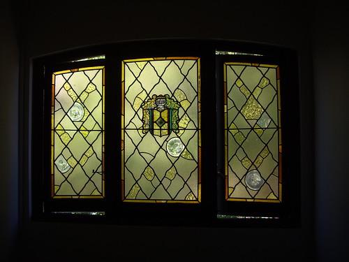 Window in Em's apartment