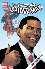 spiderman/barack