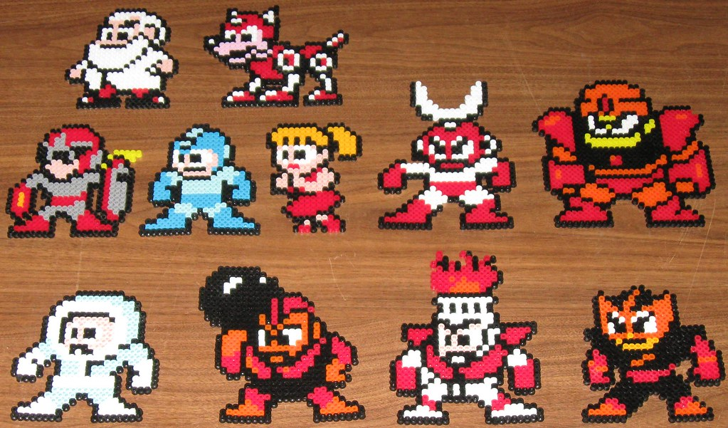 racketboy com • View topic - Satoshi Matrix Bead Sprites