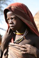 Hamar girl (Ingiro) Tags: africa girl river african fiume valle valley tribes ethiopia hamar omo etiopia ingiro