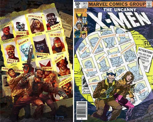 marvel cover comics