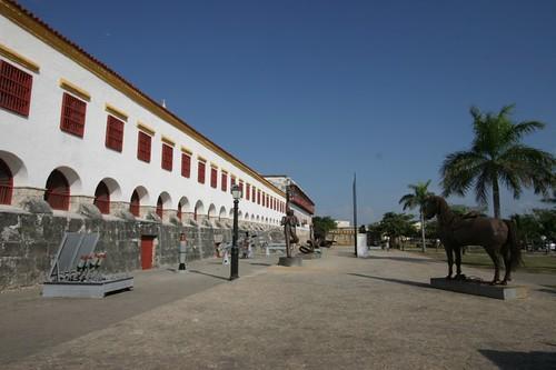 Museo Naval del Caribe, Cartagena.