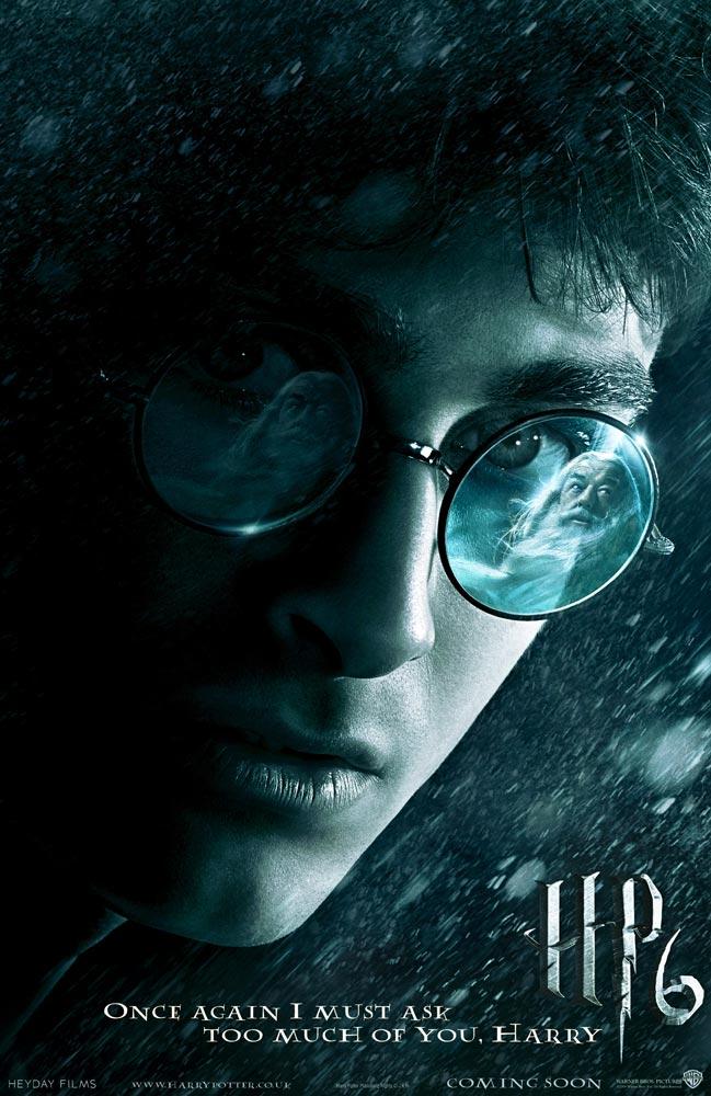 harry potter 6-teaser poster 1