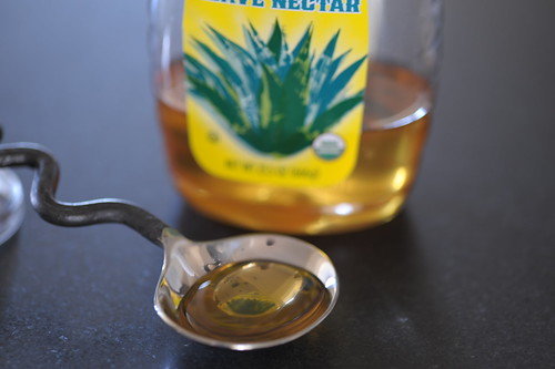 What is agave nectar?