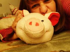 Porkinha (daniela Back) Tags: porco