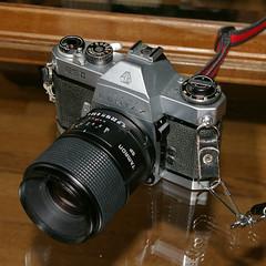 macro lens pentax gear mount sp es tamron 9025 adaptall esii adaptall2