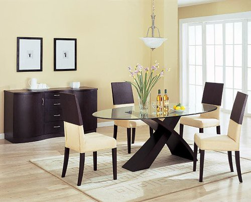 Best dinning room design with minimalist furniture
