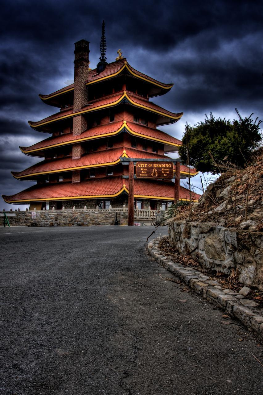 The Pagoda 71/365