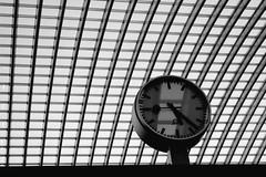 17:22:45 (NguyenDai) Tags: bw clock station architecture circle blackwhite belgium belgique gare rail calatrava horloge tgv ligne cercle noirblanc lige wallonie circulaire courbes linescurves guillemins nguyendai dsc4328