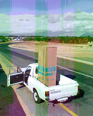 Ot moving a fridge (mallix) Tags: africa road white house car plane airplane southafrica moving airport fridge industrial nissan small windy pickup capetown move depot newhouse anton worldcup runway lekker ot 2010 bakkie 1400 soccerworldcup capetowninternational worldcup2010 fifa2010 smallbakkie