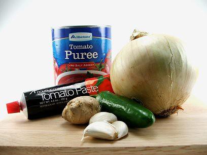 Tikka Masala Sauce, Aromatics