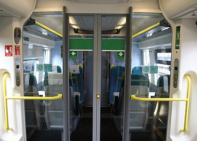 Train Chartering - Southern Railway First class compartment (Class 377/4)