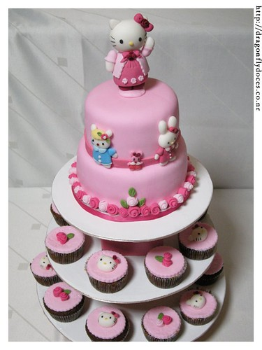 hello kitty birthday cake gallery