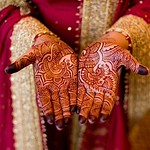 Pro photo from Heather Powell, mehndi by me http://www.hennalounge.com