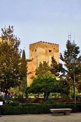 PA180246-torre (pelz) Tags: españa spain europa torre andalucia viajes alhambra granada