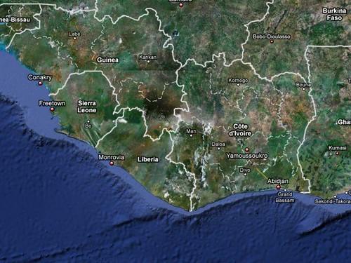 Liberia_GoogleMaps