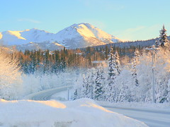 Alaska Anchorage A Winter Sunny Day (MarculescuEugenIancuD60Alaska) Tags: alaska iceage anchorage soe visualart iloveit blueribbonwinner anawesomeshot visiongroup multimegashot absolutelystunningscapes rubyphotographer kunstplatzlinternational artofimages fleursetpaysages