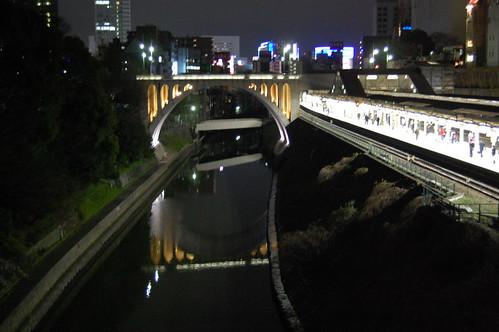 聖橋の夜景