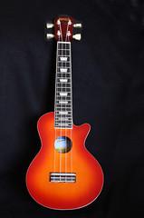 Mahalo Les Paul ukulele