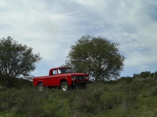 1965 W200 Dodge Power Wagon Crew Cab