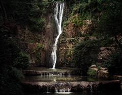 Lost in Never Land (dimana.kolarova) Tags: nature water canon flow waterfall europe quiet peace bulgaria pointandshoot powershots70 balchik