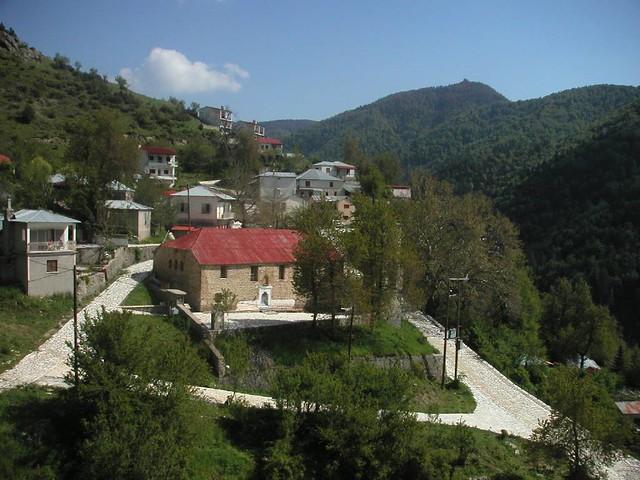 Θεσσαλία - Τρίκαλα - Κοινότητα Ασπροποτάμου Στεφάνι Ασπροποτάμου